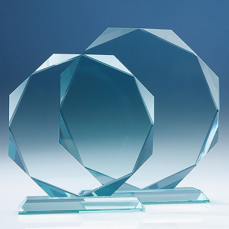 Заготовки для призов, наград и плакеток из стекла